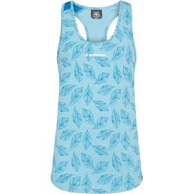 La Sportiva Leaf Top Kobiety, niebieski